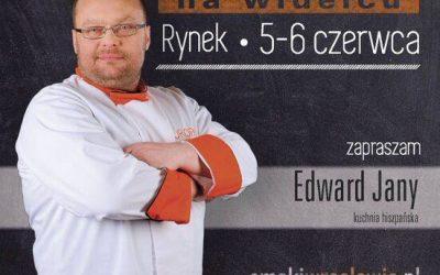 Mistrz – Edward Jany – szef kuchni Karczmy u Michelle w Gazecie Wyborczej
